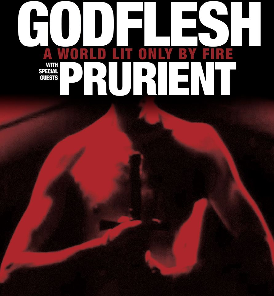 Prurient Announce U S Tour With Godflesh Profound Lore