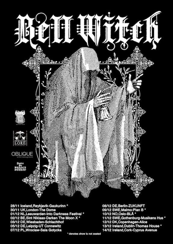 BELL WITCH EU / US Tour Dates Announced | Profound Lore Records