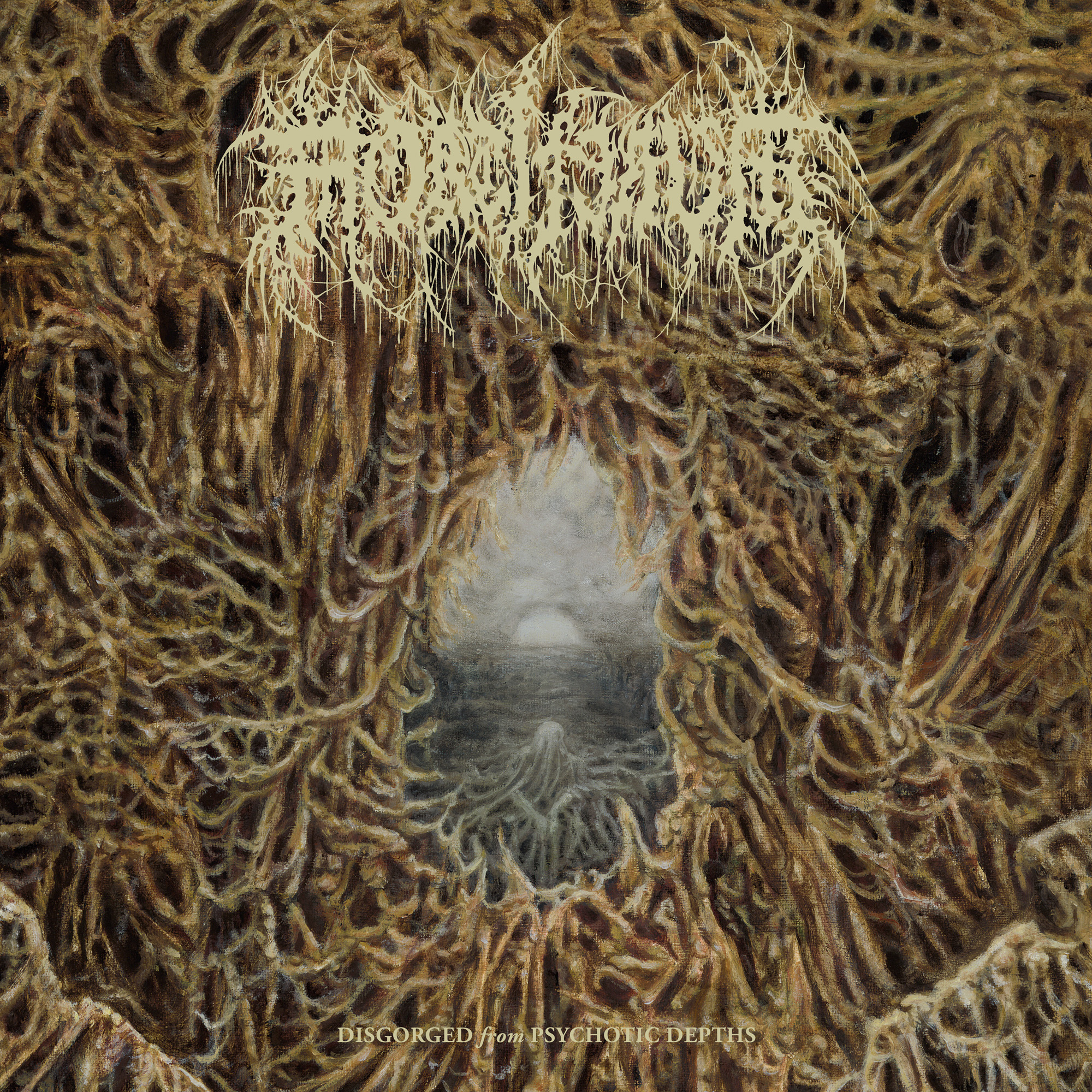 MORTIFERUM - Disgorged From Psychotic Depths